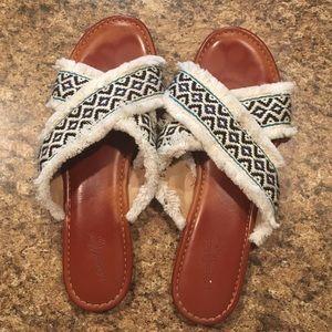 Universal Thread Boho Sandals